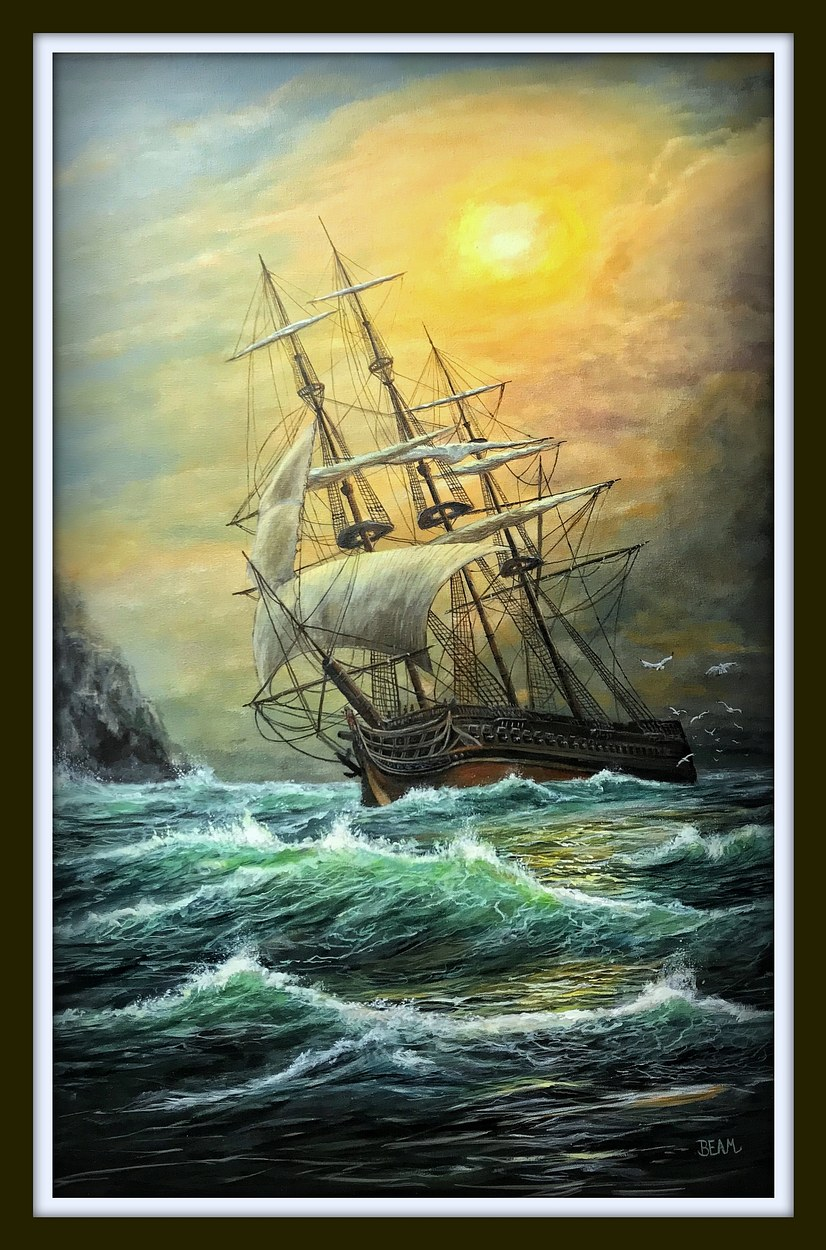 Stormy Passage
