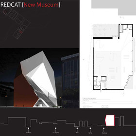 REDCAT [New Museum]
