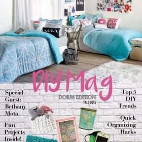16 page Mini Magazine   DIY Mag