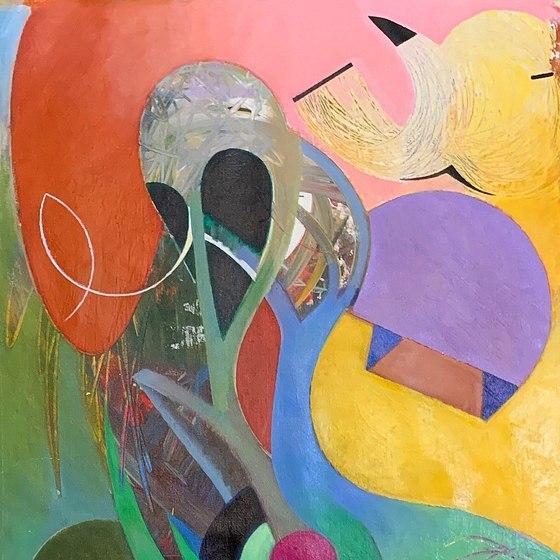 Postneofigurative Painting