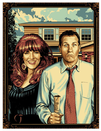 MARRIED WITH CHILDREN-SOLD OUT!