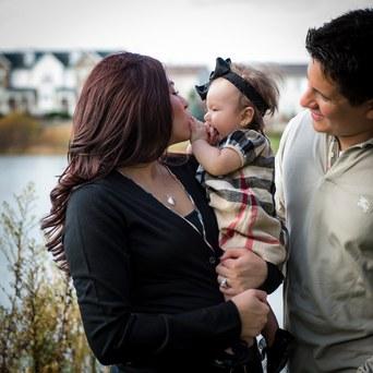 Alvarado-Cervantes Family