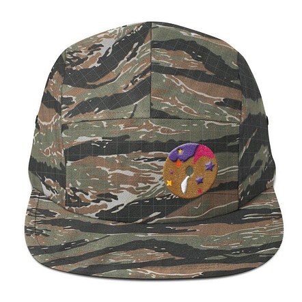 ZF Five Panel Cap
