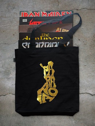 Golden Paranoia Bag