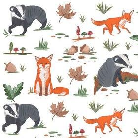 British Wildlife Pattern