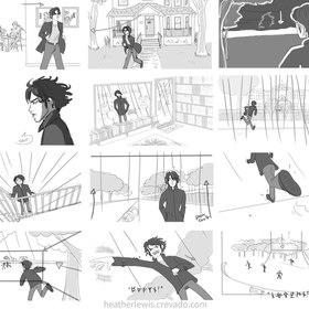 Storyboards & Animation