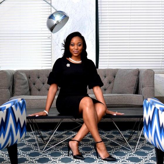 Millennial Businesswoman