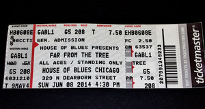 Far From The Tree - House of Blues