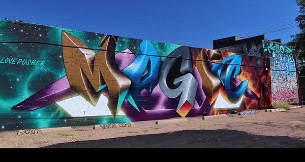 Denver Murals - August 2019