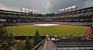 Coors Field - Rockies v. Chicago Cubs