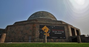 Adler Planetarium and Lakefront