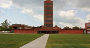 Frank Lloyd Wright - Racine, WI  07-27-2012