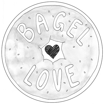 Bagel Love - Cover
