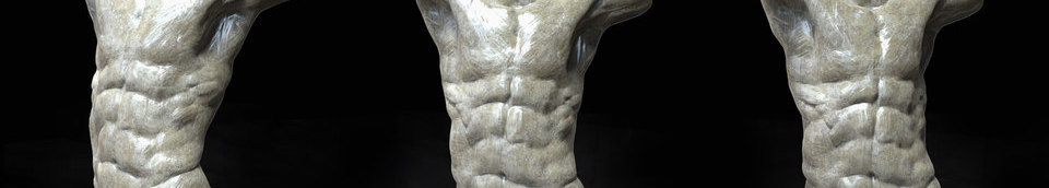 ZBrush Sculpts