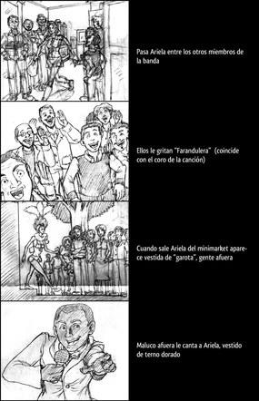 Farandulera Storyboard 6