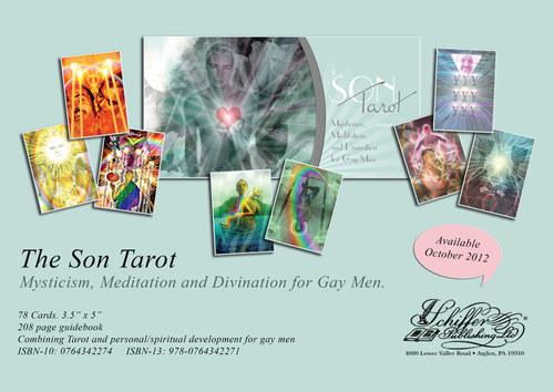 The Son Tarot. Schiffer Publishing 2012. 79 full colour illustrations. Book. Circa 42,000 words.