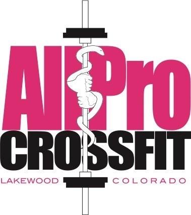 All Pro Crossfit Logo