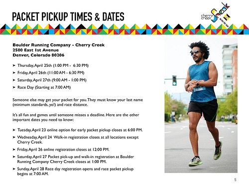 Cherry Creek Sneak - Event Guide pg5