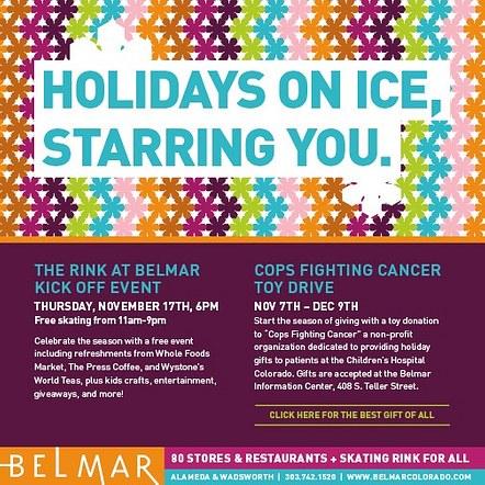 Belmar - Holiday Campaign