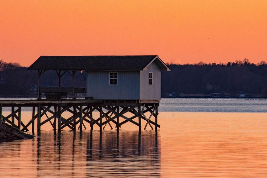 The Boathouse, Lake Norman, North Carolina