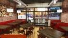 Modern contemporary bar design-Rendering