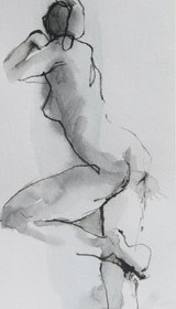 Figure Drawings 2014
