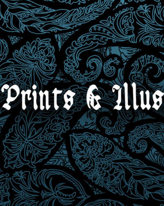 Textile Prints & Illustrations