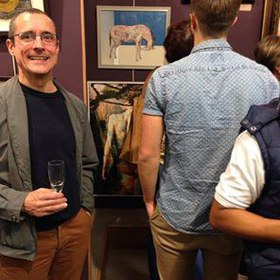 at the Cank Street Gallery 15/10/2015