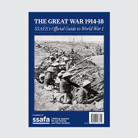 SSAFA's Official Guide to World War 1.