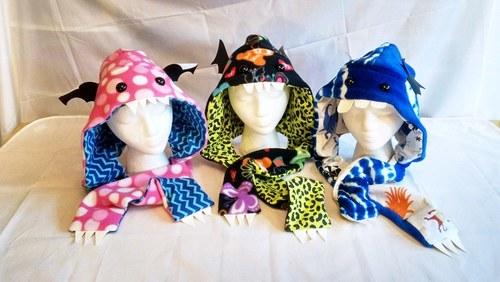 Monster Hoods