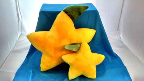 Paopu Fruit Plush