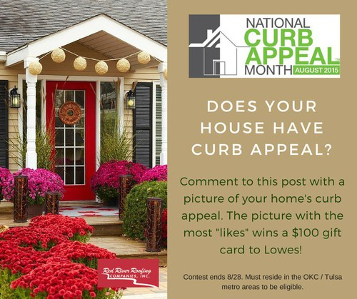 Curb Appeal FB Contest Image