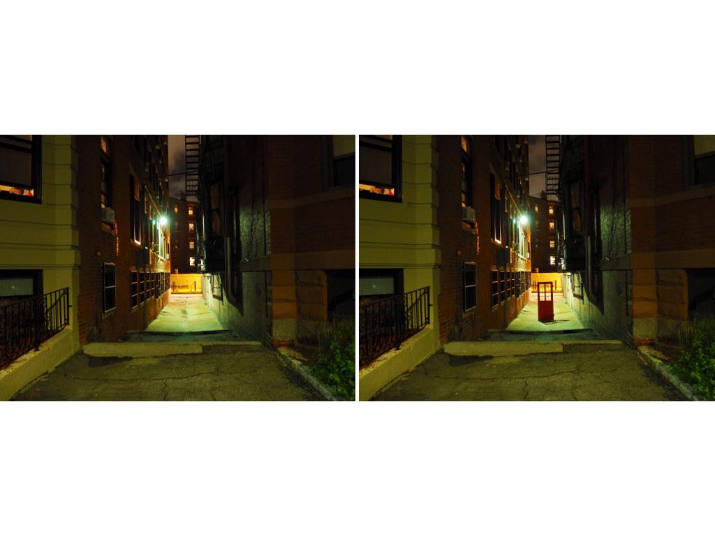 Untitled II (The Red Door)