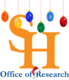 Holiday 2016 design for SHSU's Office of Research