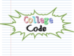 Promotional material for the show College Code made by me (Used for Twitter and YouTube)