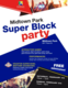 2017 Superbowl event at Midtown Park | PR Intern