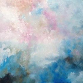 pink blue swirl