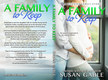 Susan Gable A Family To Keep Print Cover