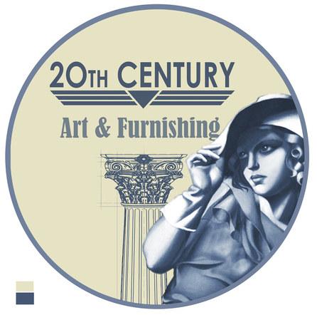 20th Century Exterior Sign