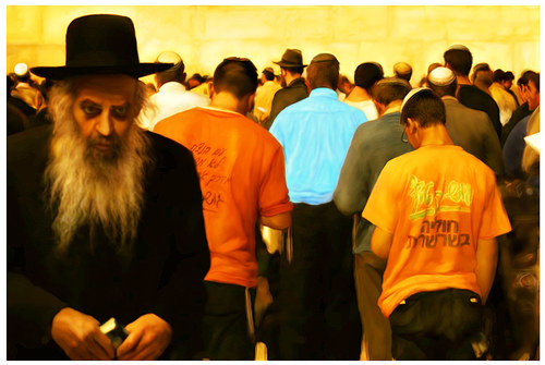 Prayers for Gush Katif
