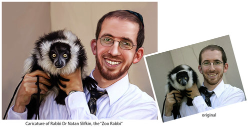 The Zoo Rabbi