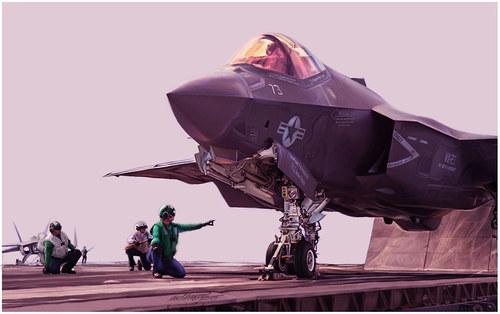 Dawn Patrol, F-35C