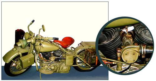 Harley Liberator