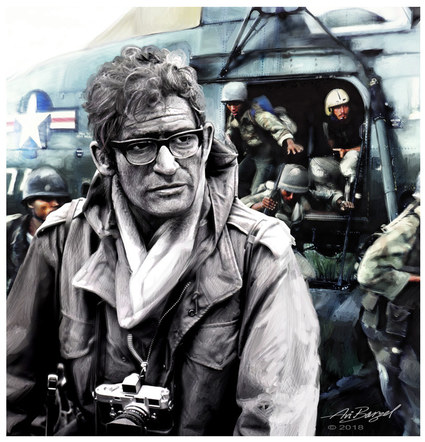 Larry Burrows Last Day