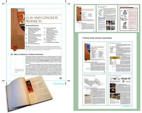 Textbook Page Designs
