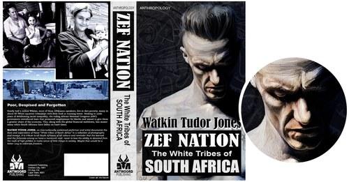 "Book Cover-ZEF Nation (""Ninja"" Version)"