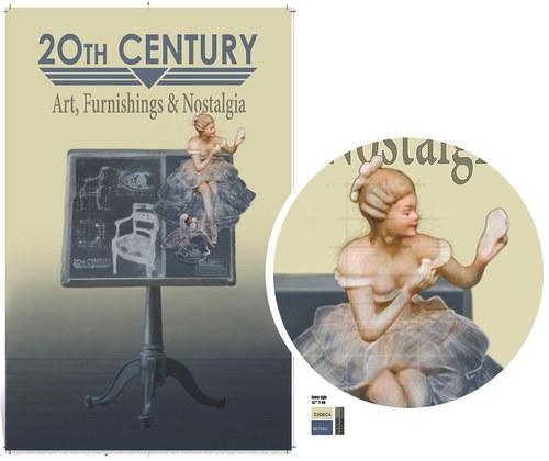 20th Century Vintage Poster