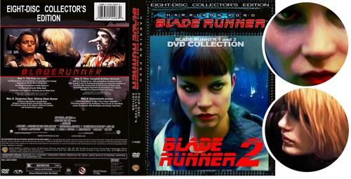 Blade Runner DVDs