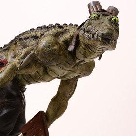 Carlton: Steampunk Crocodile