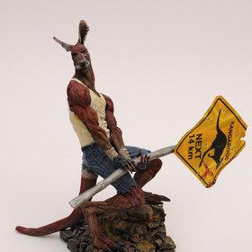 Killeroo: full sized statue